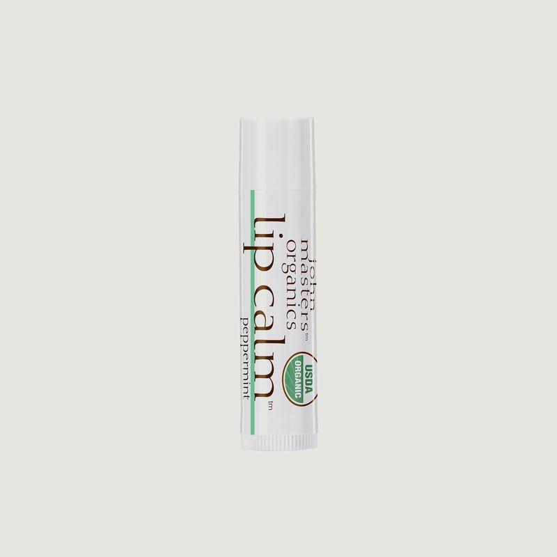 Baume à lèvres à la menthe poivrée - John Masters Organics