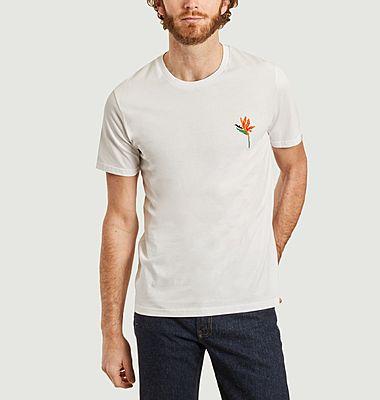 T-shirt Oiseau de paradis