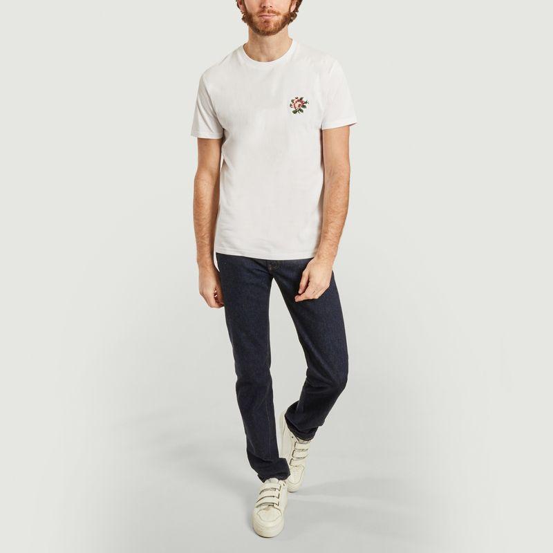 T-shirt Rose - Johnny Romance