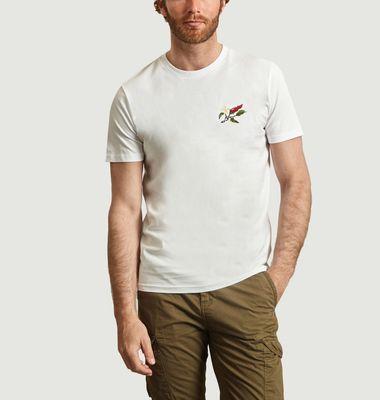 T-shirt Piments à broderie