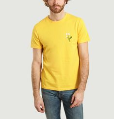 Marguerites t-shirt Johnny Romance