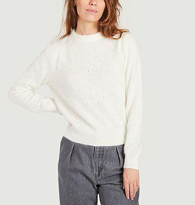 Donovan openwork sweater
