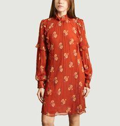 Robe Sylvia Bouquet