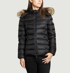 Luxe Padded Jacket