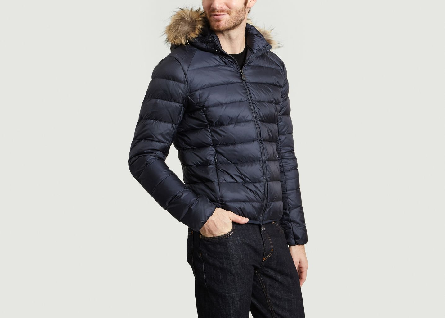 Doudoune Prestige Grand Froid Noir Just Over The Top | L'Exception