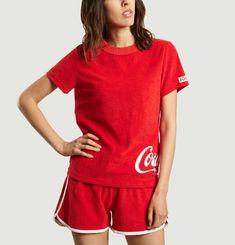 T-Shirt Éponge Jour/Né x Coca Cola