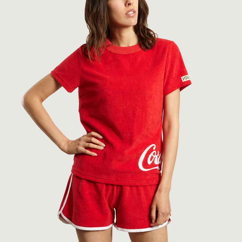 T-Shirt Éponge Jour/Né x Coca Cola - Jour/né