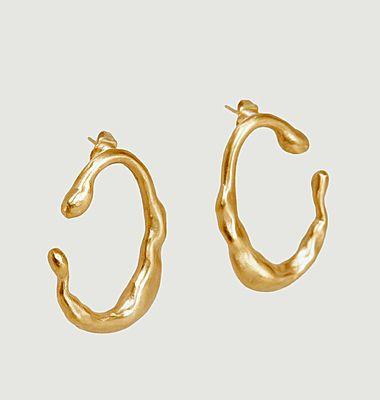 Boucles d'oreilles La Vigne III