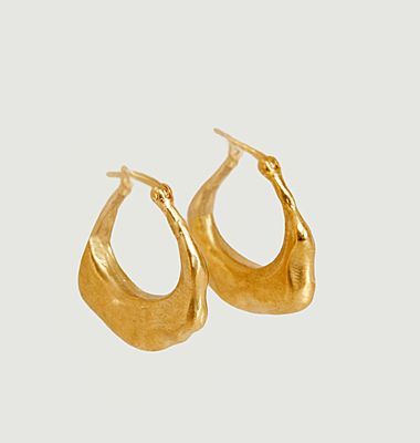 Boucles d'oreilles Manì II