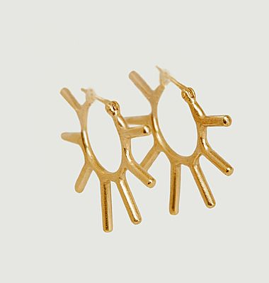 Boucles d'oreilles Manì III