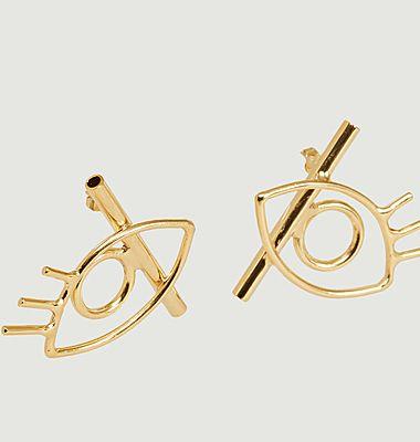 Boucles d'oreilles Mati III