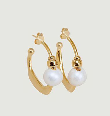 Boucles d'oreilles Oyster III