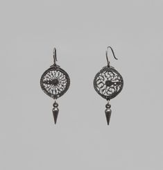 Needle Chronos Earrings