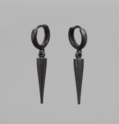 Boucles d'Oreilles Pinter Long