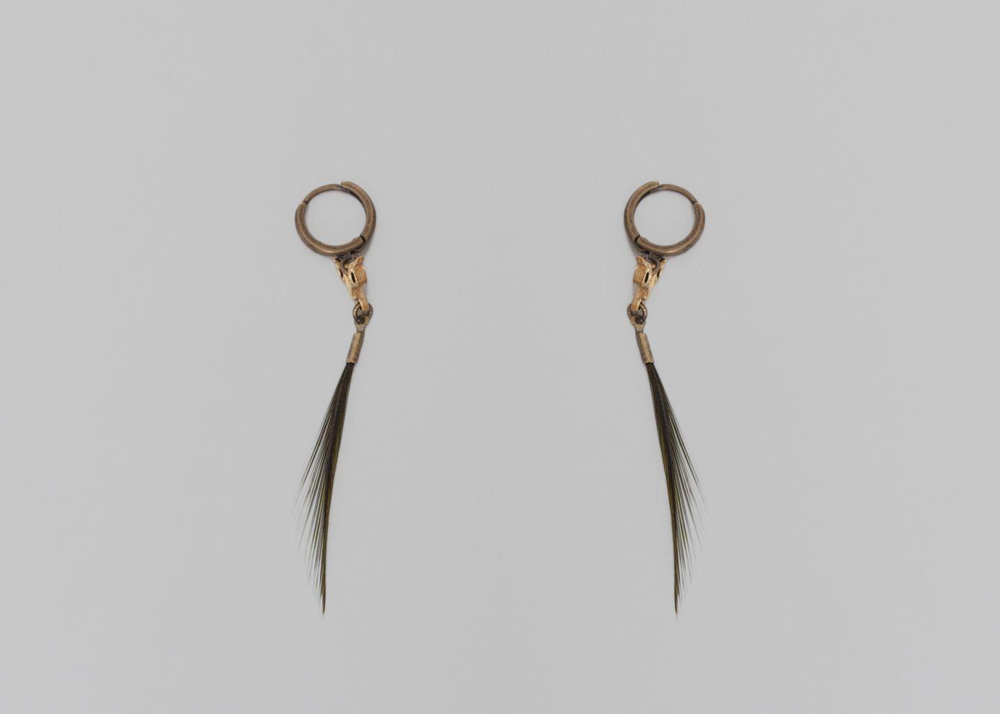 Boucles d'Oreilles Zephyr - Amanda Kaiserman