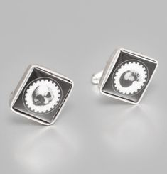 Remember Cufflinks Amanda Kaiserman x Animal Fabuleux