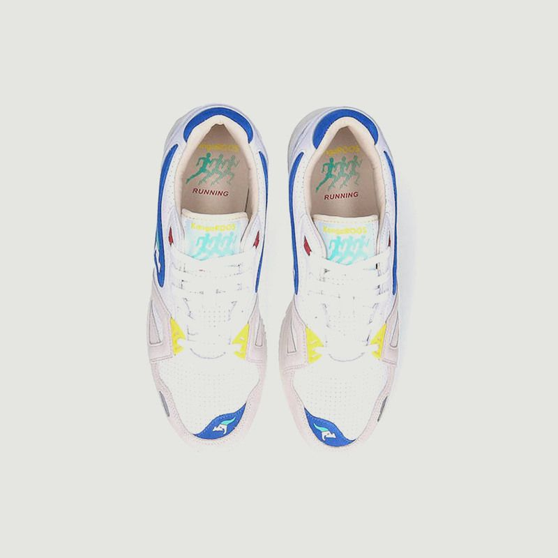 Baskets Future Runner Varisity Colorblock - Kangaroos