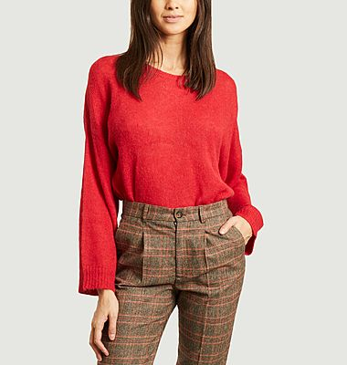 Chloé batwing sleeves sweater