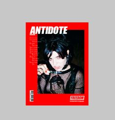 Mag Antidote N°12 Hiver 2016-2017 Freedom Photo by Ren Hang