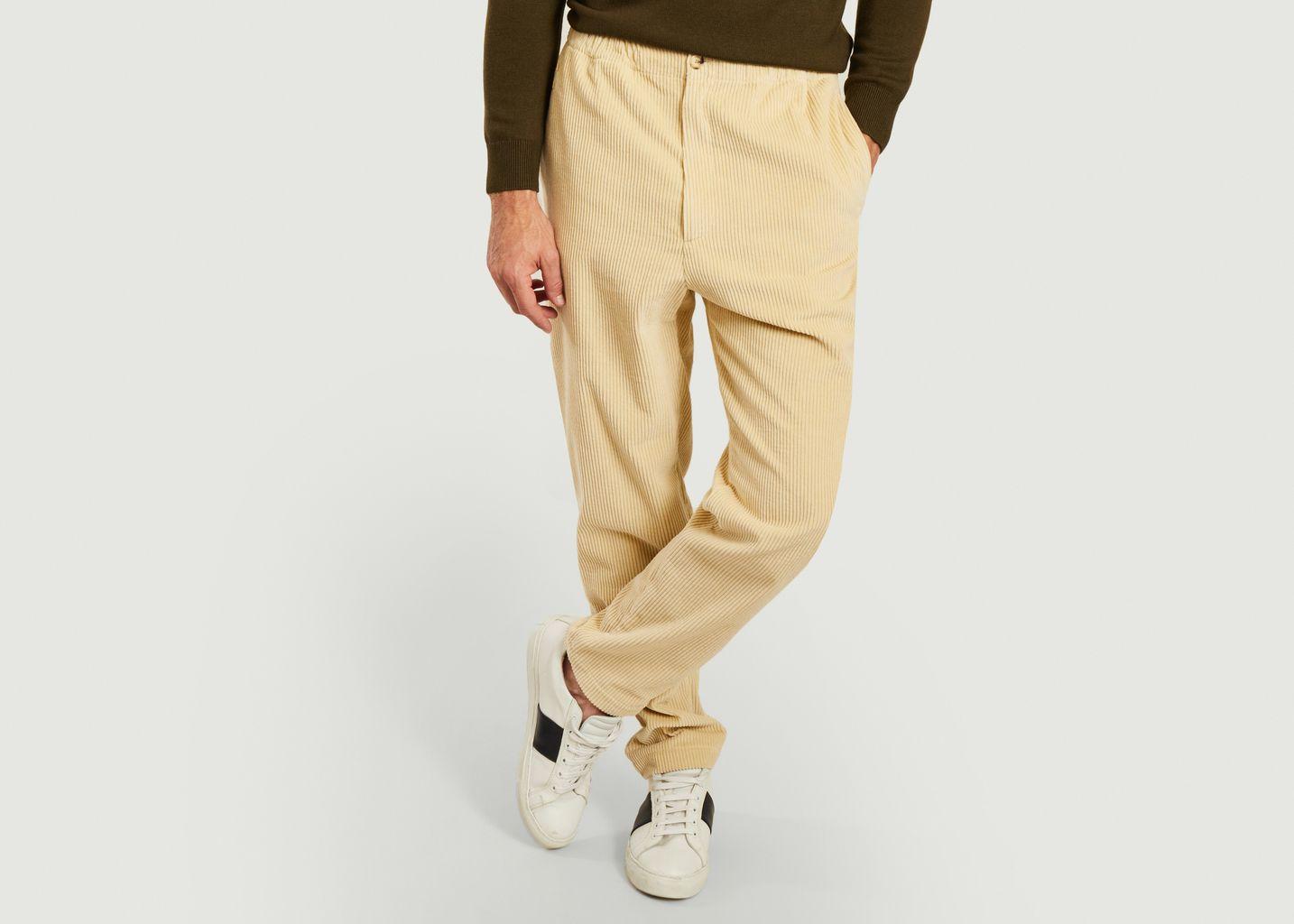 Pantalon droit velours - Kenzo