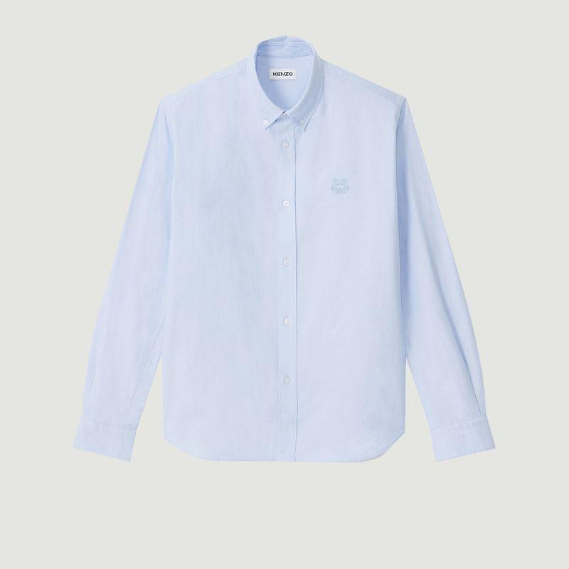 Chemise col boutonné siglée Tiger Crest - Kenzo