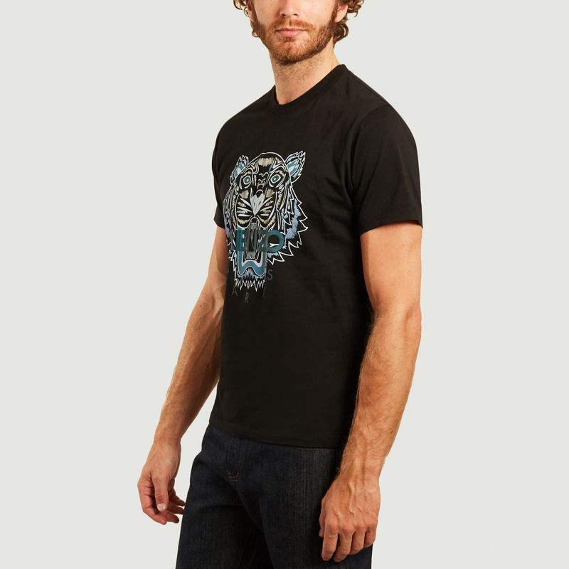 T-shirt imprimé Tigre - Kenzo