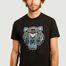 matière T-shirt imprimé Tigre - Kenzo