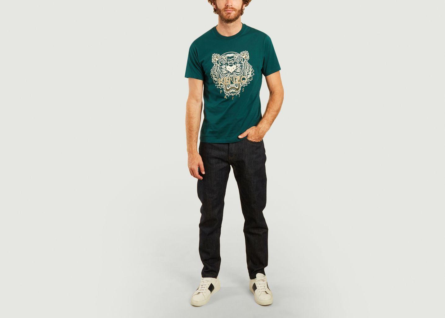 Tigre printed t-shirt - Kenzo