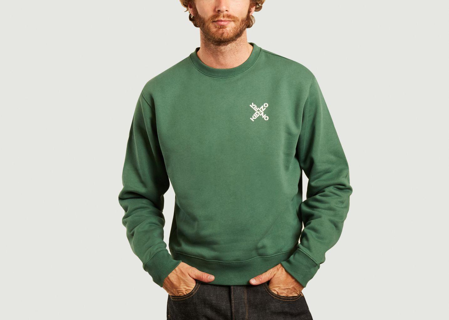 Sweatshirt imprimé Kenzo Sport X - Kenzo