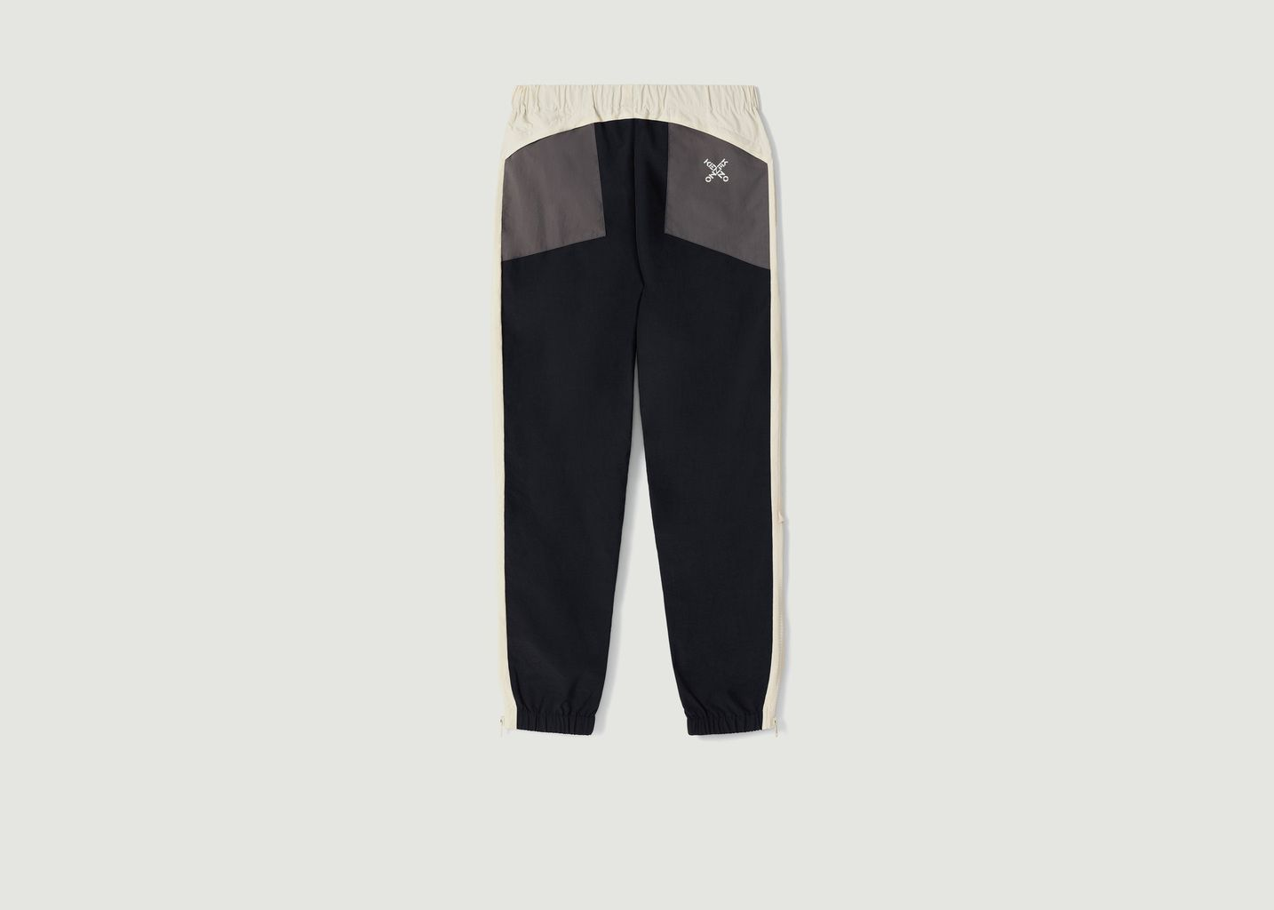 Pantalon de jogging logotypé tricolore - Kenzo