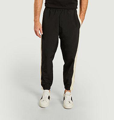 Pantalon de jogging logotypé tricolore