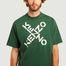 matière T-shirt imprimé Kenzo Sport Big X - Kenzo