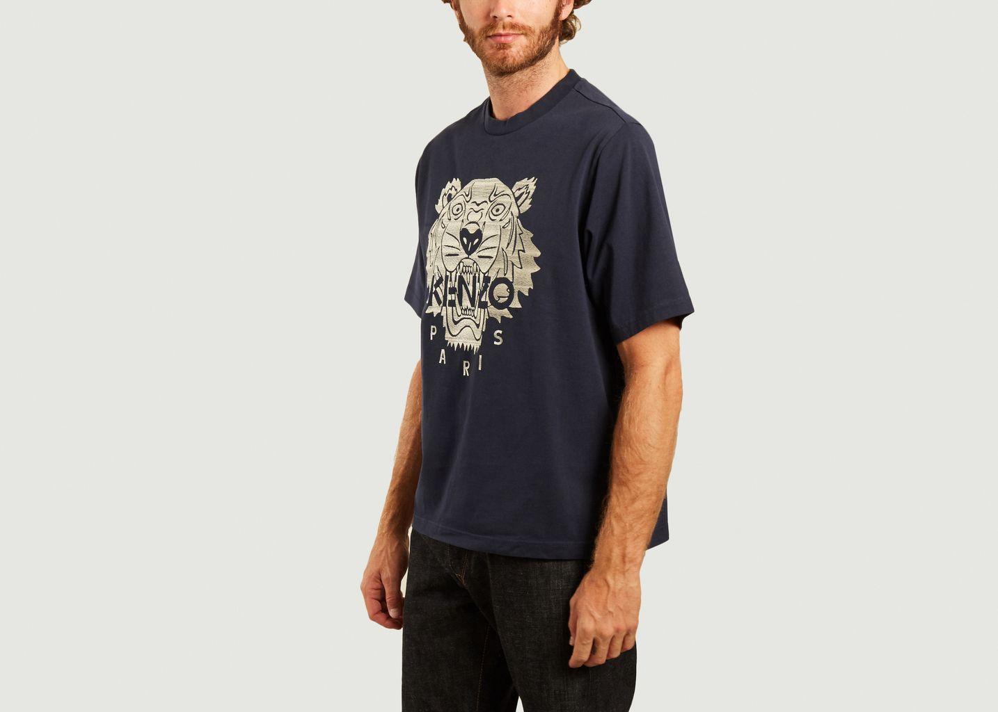 T-shirt oversize logotypé - Kenzo