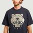 matière T-shirt oversize logotypé - Kenzo