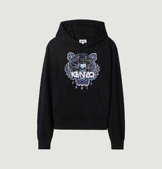 Sweatshirt à capuche Tiger classic