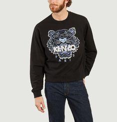 Sweatshirt Tiger classique