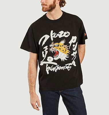 T-shirt Tigre Logo