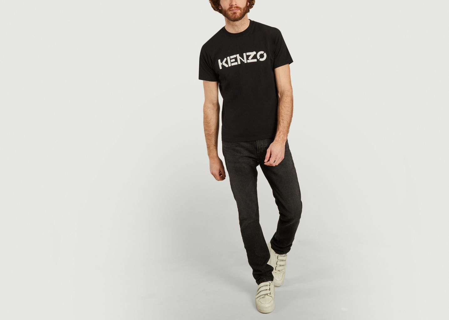 T-shirt classique logo Kenzo - Kenzo