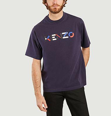 T-shirt logo Kenzo