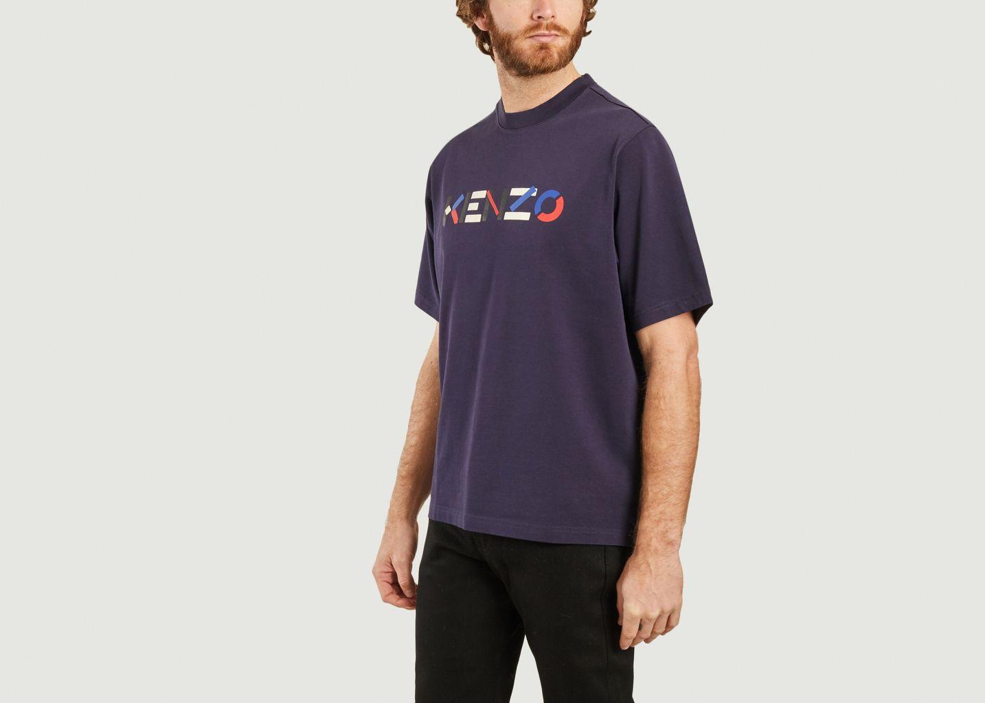 T-shirt logo Kenzo - Kenzo