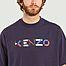 matière T-shirt logo Kenzo - Kenzo