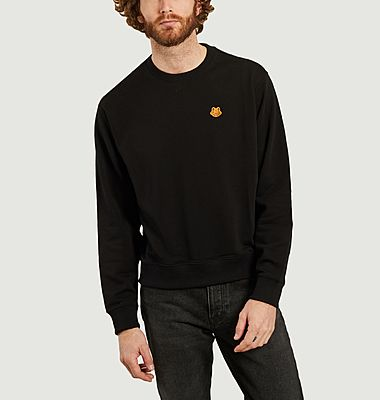 Sweatshirt classique tiger crest