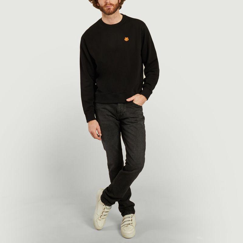 Sweatshirt classique tiger crest - Kenzo