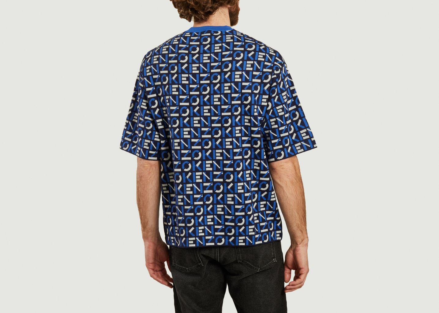 T-shirt Monogram - Kenzo