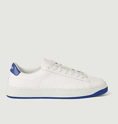 KENZO KOURT LACE UP SNEAKERS