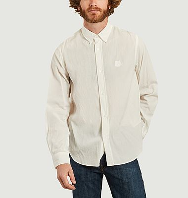 Chemise casual coupe relax Tiger Crest