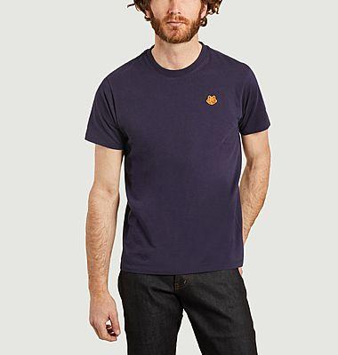 T-shirt en coton bio Tiger Crest