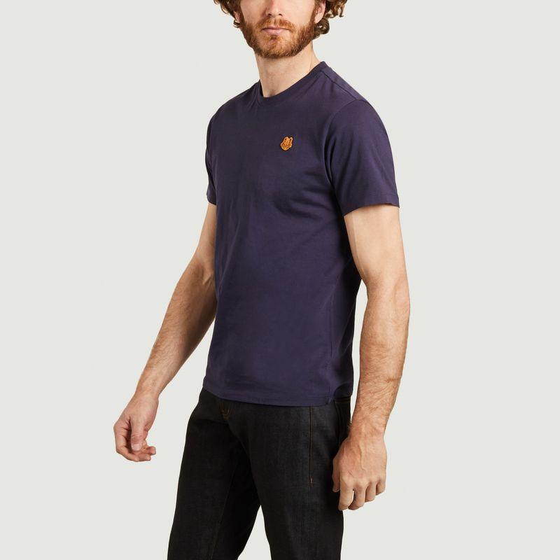 T-shirt en coton bio Tiger Crest - Kenzo