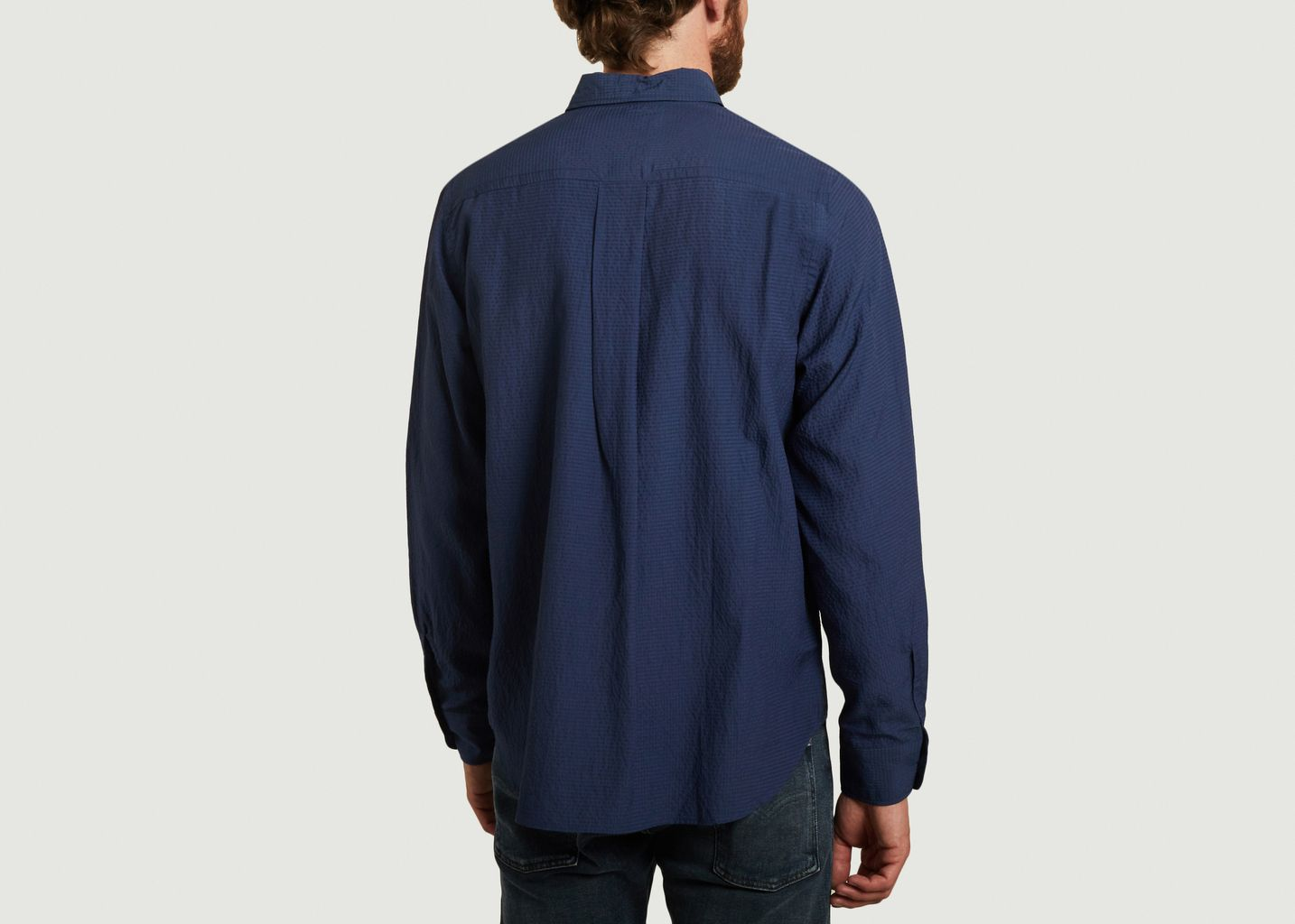 Chemise casual coupe relax Tiger Crest - Kenzo