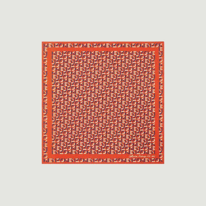 Bandana Monogramme - Kenzo